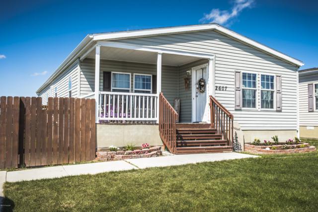 2607 Sandalwood St -, Gillette, WY 82716 (MLS #19-1124) :: Team Properties