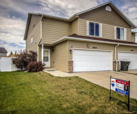 4504 J Cross Ave -, Gillette, WY 82718 (MLS #19-1135) :: Team Properties