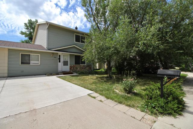 910 E 8th St -, Gillette, WY 82716 (MLS #19-1155) :: Team Properties