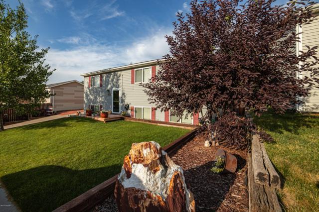 123 Westhills Loop -, Gillette, WY 82718 (MLS #19-1183) :: Team Properties