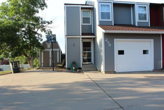 238 Westhills Loop -, Gillette, WY 82718 (MLS #19-1184) :: Team Properties