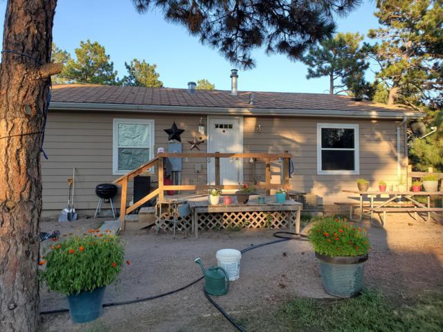 919 Wilson Ave -, Osage, WY 82723 (MLS #19-1207) :: Team Properties