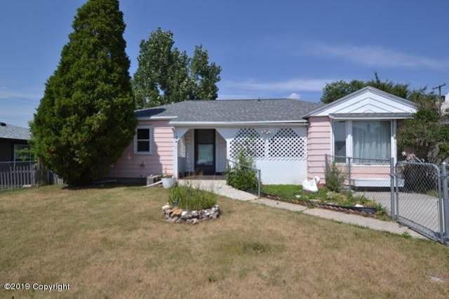 104 Highland Ave -, Newcastle, WY 82701 (MLS #19-1243) :: Team Properties
