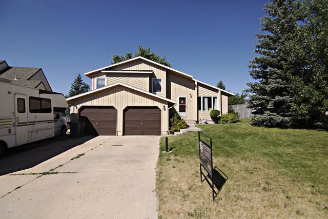 1112 Granite St W, Gillette, WY 82718 (MLS #19-1259) :: Team Properties