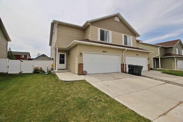 4604 J Cross Ave -, Gillette, WY 82718 (MLS #19-1264) :: Team Properties