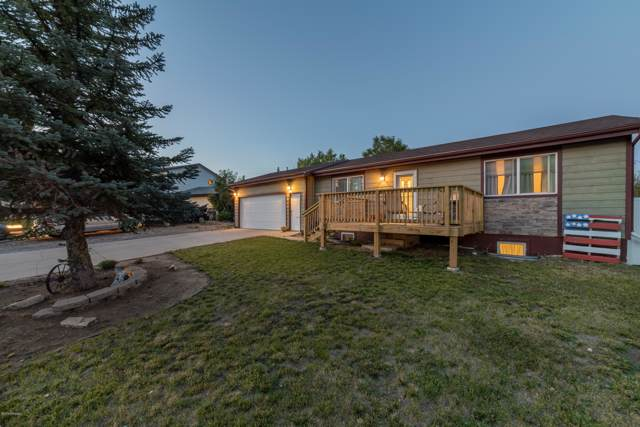 508 Wilderness Dr -, Gillette, WY 82718 (MLS #19-1276) :: Team Properties
