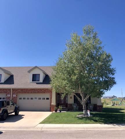 619 Lakeland Hills Dr -, Gillette, WY 82716 (MLS #19-1278) :: Team Properties