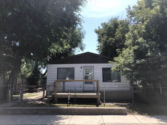 504 E Lincoln St E, Gillette, WY 82716 (MLS #19-1281) :: Team Properties