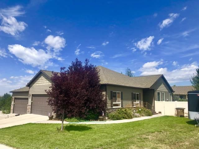 221 Villa Way -, Gillette, WY 82718 (MLS #19-1284) :: The Wernsmann Team | BHHS Preferred Real Estate Group