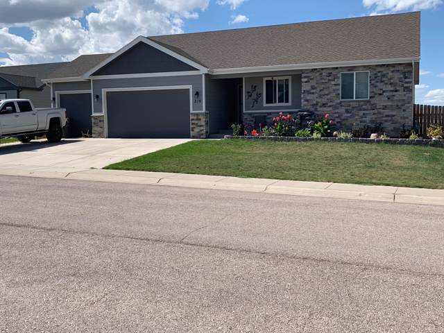 219 College Park Cir SW, Gillette, WY 82718 (MLS #19-1291) :: 411 Properties