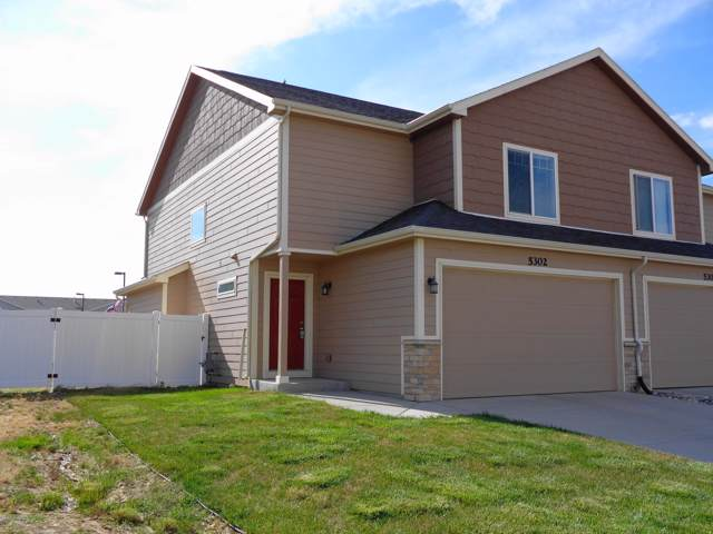 5302 Glock Ave -, Gillette, WY 82718 (MLS #19-1300) :: 411 Properties