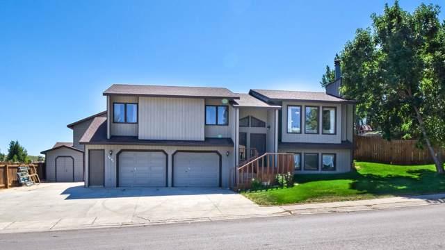 3401 Trail Street W, Gillette, WY 82718 (MLS #19-1308) :: Team Properties