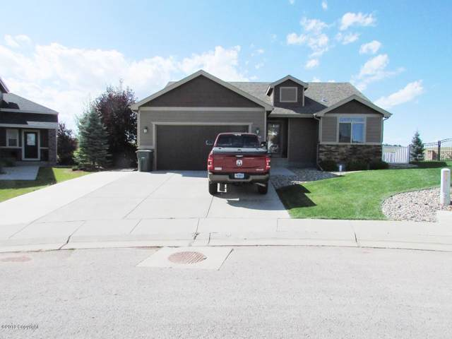 2406 Big Lost Ct -, Gillette, WY 82718 (MLS #19-1311) :: The Wernsmann Team | BHHS Preferred Real Estate Group
