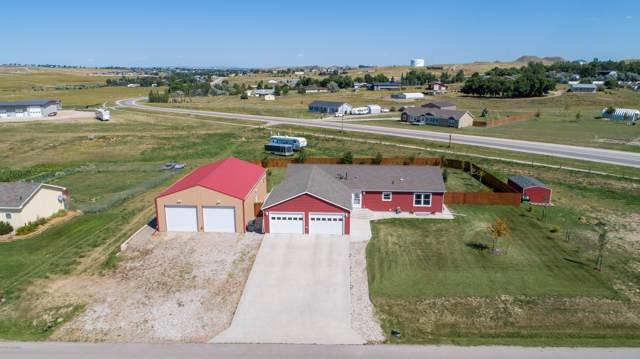 4575 High Cliff Ave -, Gillette, WY 82718 (MLS #19-1321) :: Team Properties