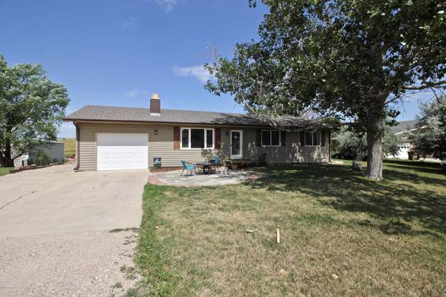 3910 Hidden Valley Rd -, Gillette, WY 82718 (MLS #19-1325) :: Team Properties