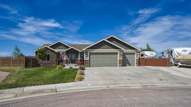 4600 Spur Ct -, Gillette, WY 82718 (MLS #19-1337) :: Team Properties