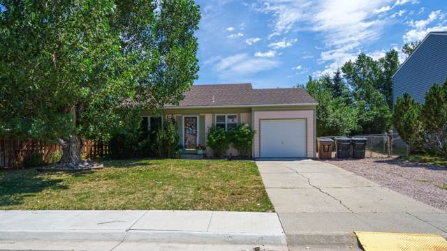 2413 Rose Creek Dr -, Gillette, WY 82718 (MLS #19-1340) :: Team Properties