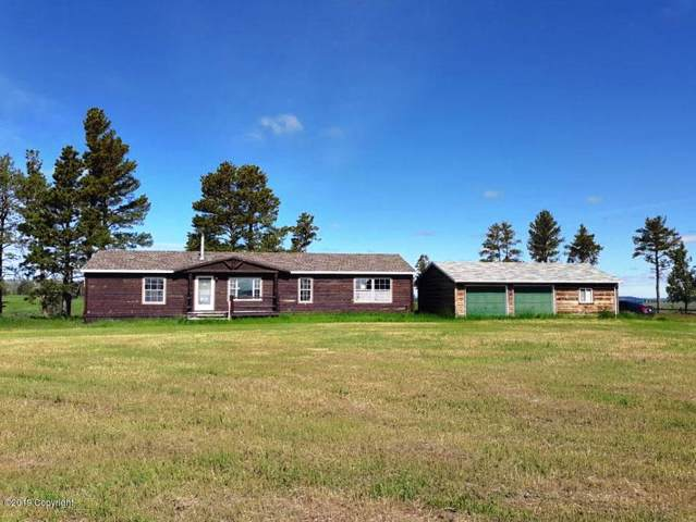 15 Ox Yoke Trail -, Moorcroft, WY 82721 (MLS #19-1364) :: Team Properties