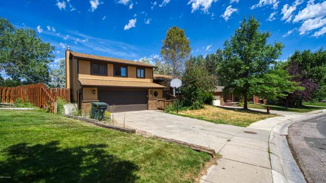 1143 Almon Cir -, Gillette, WY 82718 (MLS #19-1378) :: Team Properties