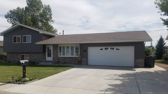 713 Rodeo St -, Gillette, WY 82718 (MLS #19-1383) :: Team Properties