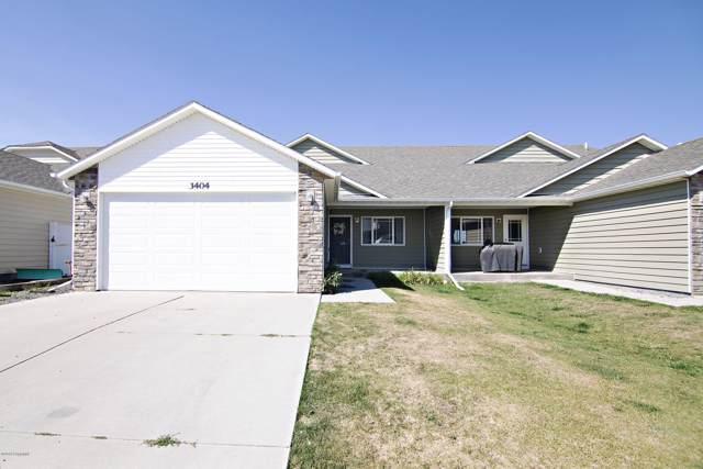 3404 Hoback Ave -, Gillette, WY 82718 (MLS #19-1388) :: The Wernsmann Team | BHHS Preferred Real Estate Group