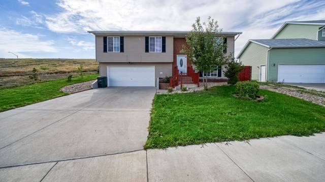 2600 Sage Valley Dr -, Gillette, WY 82718 (MLS #19-1389) :: Team Properties