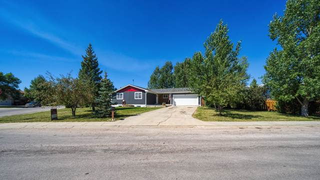 3112 Sutherland Dr -, Gillette, WY 82718 (MLS #19-1396) :: Team Properties