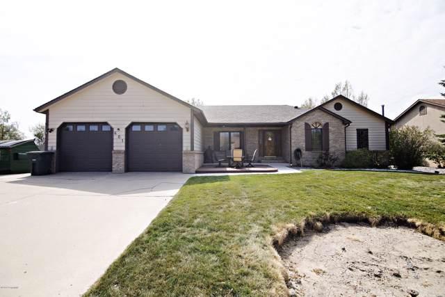 601 W 11th St -, Gillette, WY 82716 (MLS #19-1398) :: Team Properties