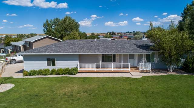 400 Sandcreek Cir -, Wright, WY 82732 (MLS #19-1420) :: The Wernsmann Team | BHHS Preferred Real Estate Group