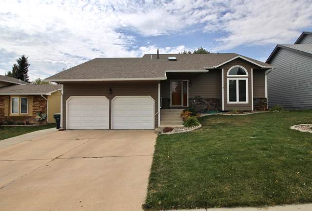 1118 Granite St W, Gillette, WY 82718 (MLS #19-1428) :: Team Properties