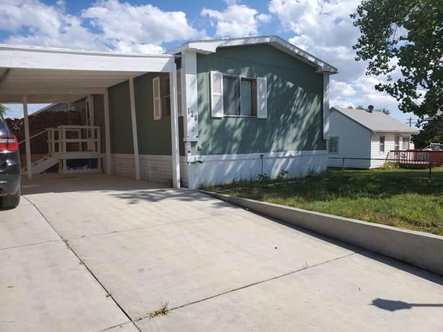 129 3rd Ave -, Newcastle, WY 82701 (MLS #19-1430) :: Team Properties