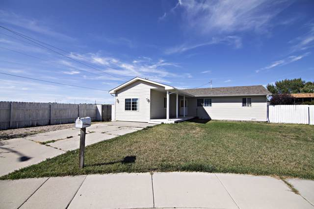 108 W Laramie St -, Gillette, WY 82716 (MLS #19-1443) :: Team Properties