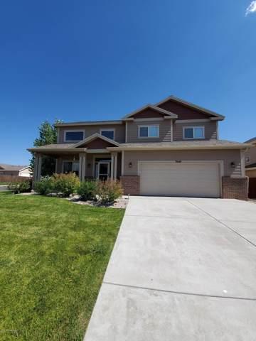 3641 Saratoga St. -, Cheyenne, WY 82001 (MLS #19-1453) :: 411 Properties