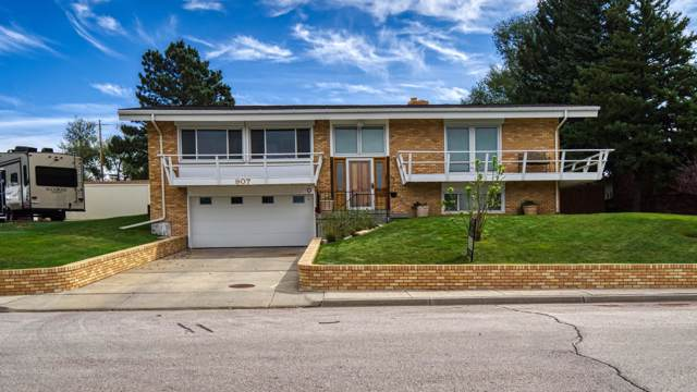 907 Dalbey Ave -, Gillette, WY 82716 (MLS #19-1459) :: Team Properties
