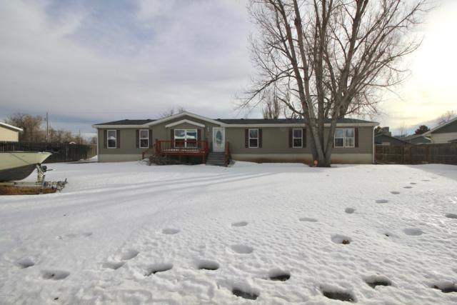 400 E Longmont St -, Gillette, WY 82716 (MLS #19-146) :: Team Properties