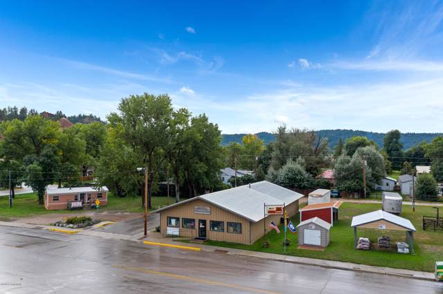 106 Main St -, Hulett, WY 82720 (MLS #19-1464) :: 411 Properties