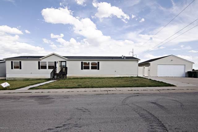 1300 Plumcreek Ave -, Gillette, WY 82716 (MLS #19-1465) :: 411 Properties