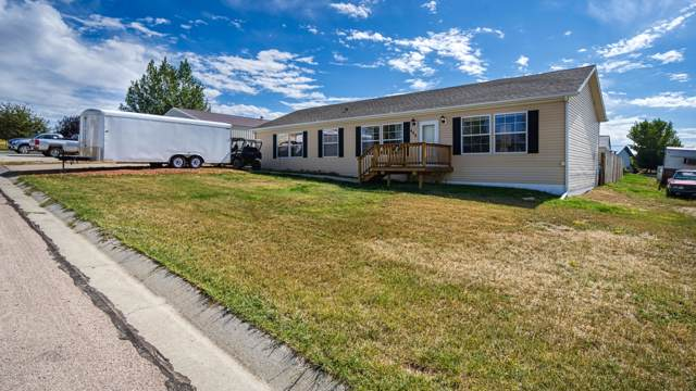 405 Fremont Dr -, Wright, WY 82732 (MLS #19-1477) :: Team Properties