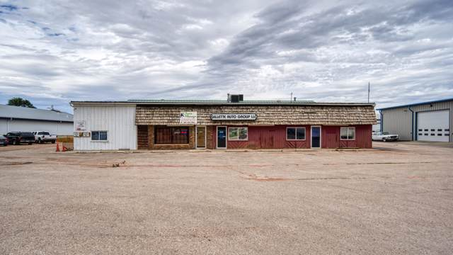 401 E Lakeway Rd -, Gillette, WY 82718 (MLS #19-1478) :: Team Properties