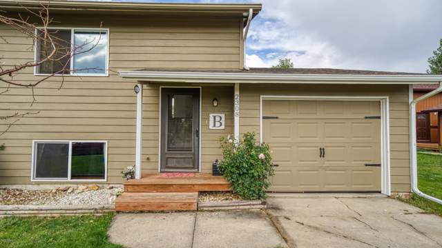 2308 Dogwood Ave -, Gillette, WY 82718 (MLS #19-1481) :: Team Properties