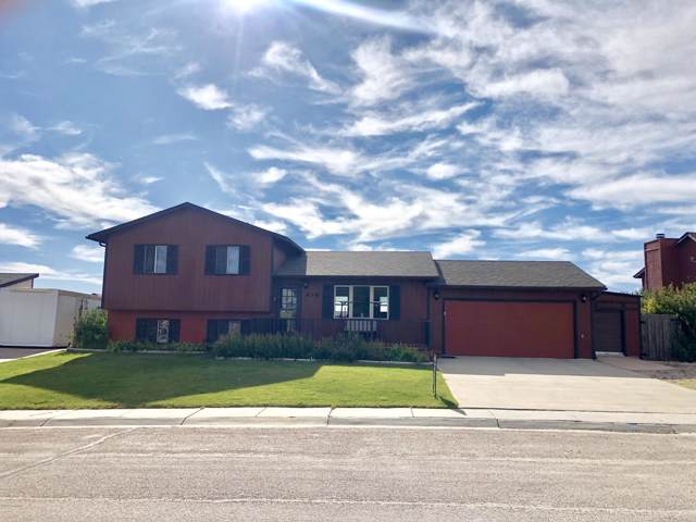 419 Range Cir -, Wright, WY 82732 (MLS #19-1483) :: Team Properties
