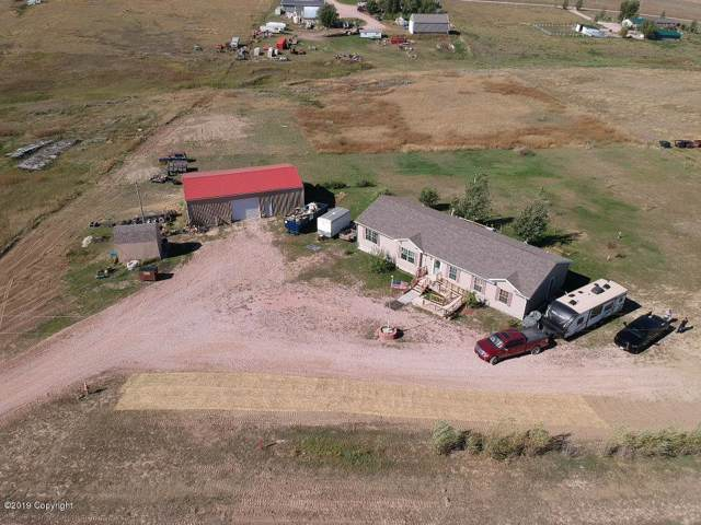 81 Prairie St -, Moorcroft, WY 82721 (MLS #19-1497) :: The Wernsmann Team | BHHS Preferred Real Estate Group