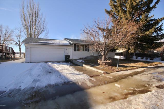 703 Beech St -, Gillette, WY 82716 (MLS #19-151) :: Team Properties