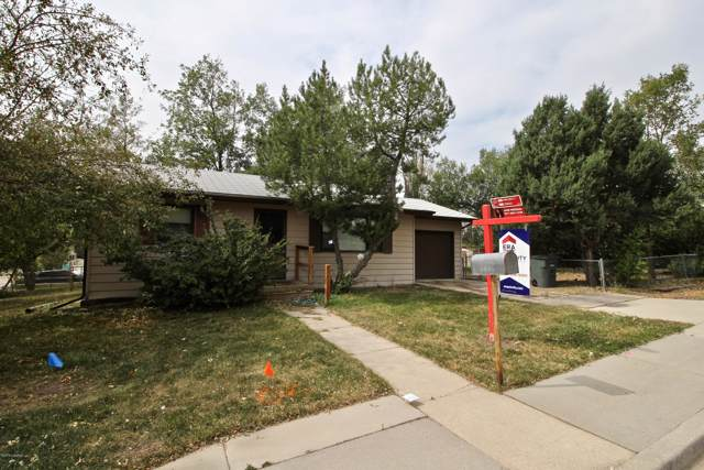 1010 S Richards Ave -, Gillette, WY 82716 (MLS #19-1515) :: Team Properties