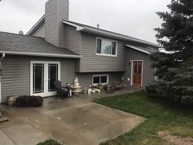 609 W Goshen St W, Moorcroft, WY 82721 (MLS #19-1516) :: Team Properties