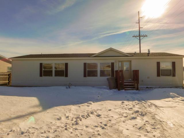 3621 Hamilton St -, Gillette, WY 82718 (MLS #19-152) :: Team Properties