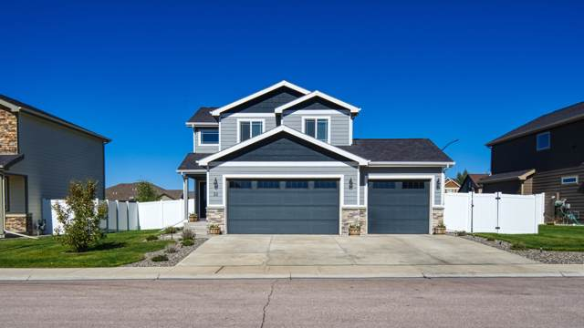 33 Stafford Bnd -, Gillette, WY 82718 (MLS #19-1520) :: Team Properties