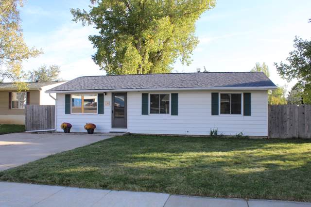 314 Longmont Street -, Gillette, WY 82716 (MLS #19-1533) :: Team Properties
