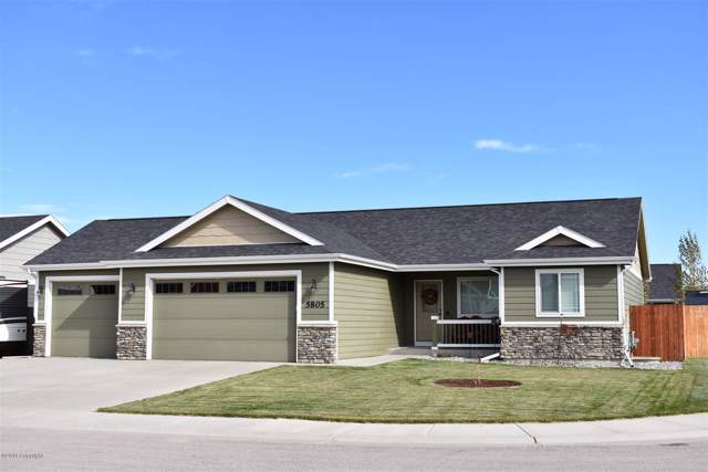 5805 Alexis Ct -, Gillette, WY 82718 (MLS #19-1541) :: The Wernsmann Team | BHHS Preferred Real Estate Group