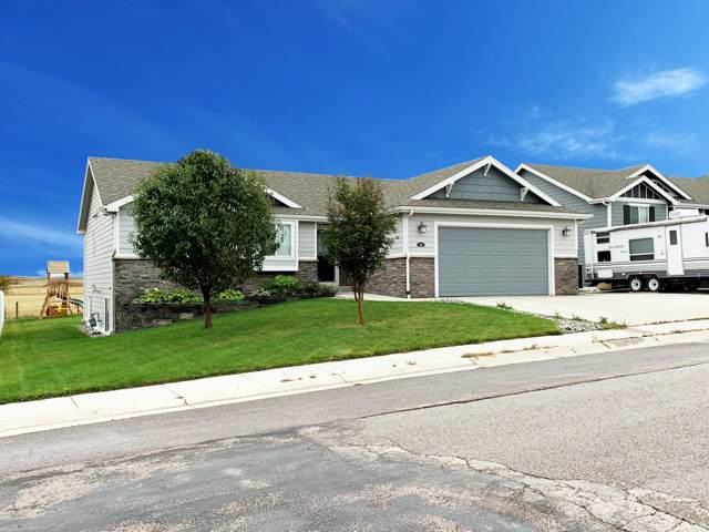 805 Rocking T Dr -, Gillette, WY 82718 (MLS #19-1547) :: The Wernsmann Team | BHHS Preferred Real Estate Group